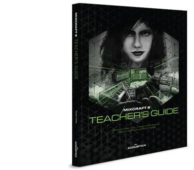 Mixcraft Teachers Guide